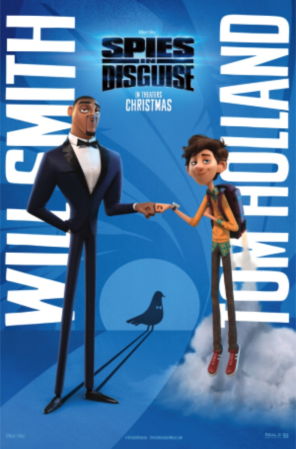 Spies in Disguise - Creativity in problem solving