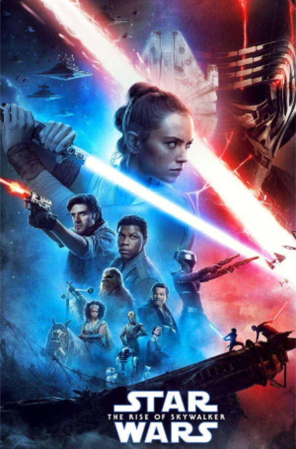 Star Wars Episode IX: The Rise of Skywalker - Be With Me