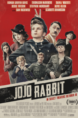 Jojo Rabbit — Getting to know the Other