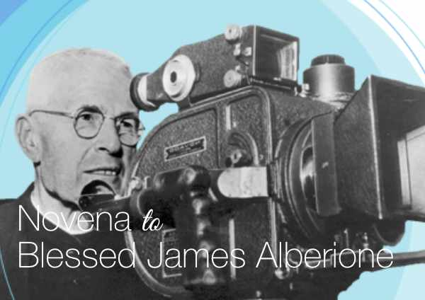 Novena to Blessed James Alberione for Our Media World