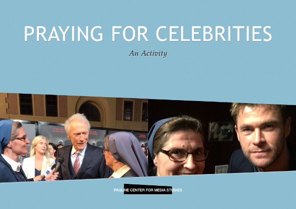 Praying for Celebrities