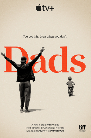 'Dads' is a celebration of fatherhood
