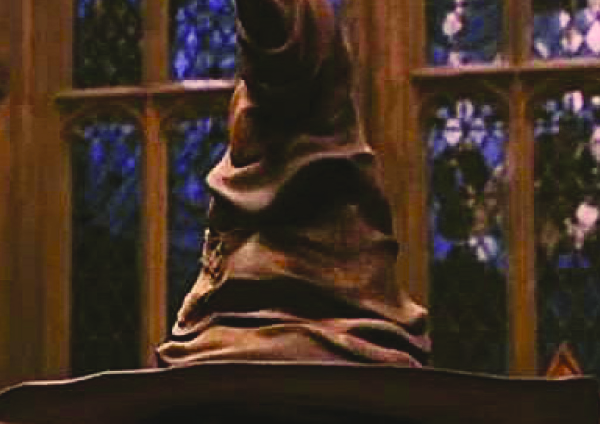 Putting the Sorting Hat on the Saints